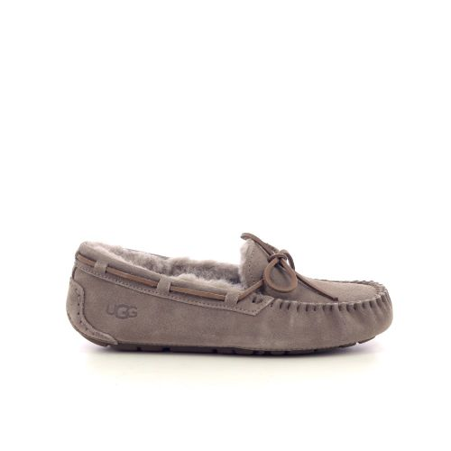 Ugg damesschoenen pantoffel grijs 216555