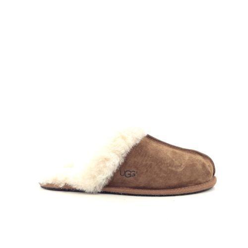 Ugg damesschoenen pantoffel naturel 198231