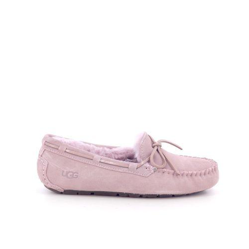 Ugg damesschoenen pantoffel naturel 198235