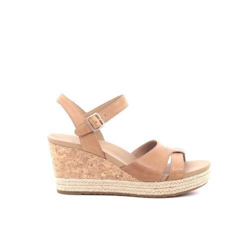 Ugg damesschoenen sandaal naturel 203334