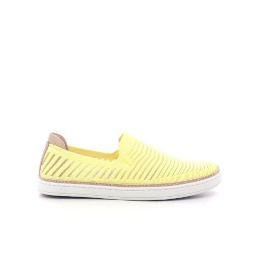 Ugg damesschoenen sneaker oranje 208634