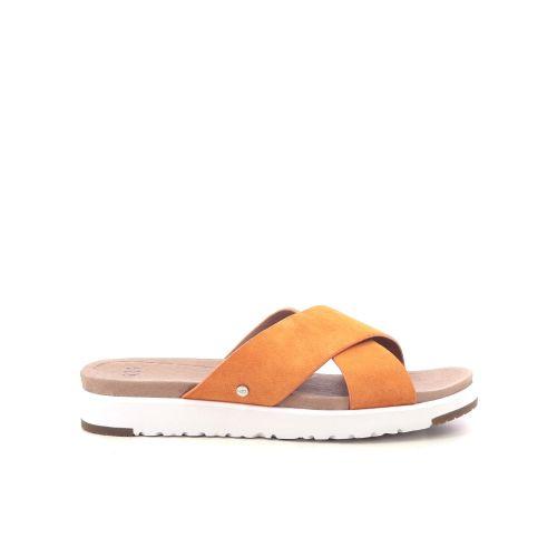 Ugg damesschoenen sleffer oranje 212451