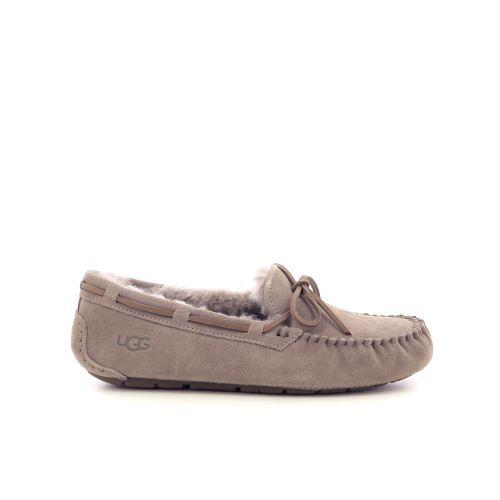 Ugg damesschoenen pantoffel taupe 208675