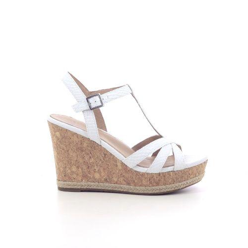 Ugg damesschoenen sandaal wit 203338