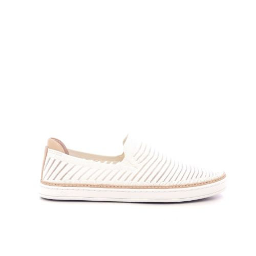 Ugg damesschoenen sneaker wit 208636