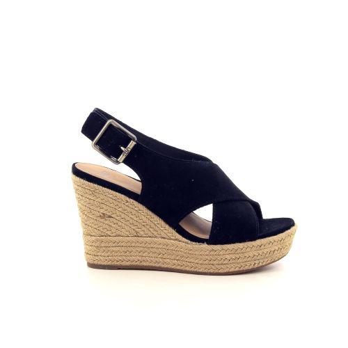 Ugg damesschoenen sandaal zwart 192479