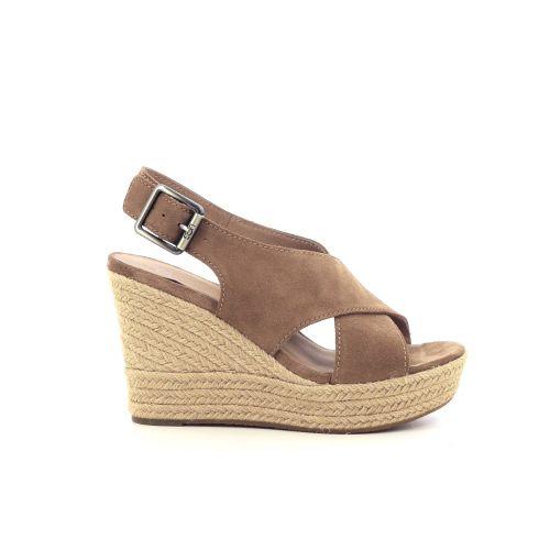 Ugg damesschoenen sandaal zwart 203336