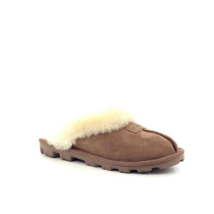 Ugg damesschoenen pantoffel naturel 198233