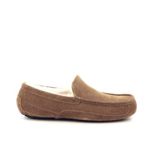 Ugg herenschoenen pantoffel d.bruin 198238