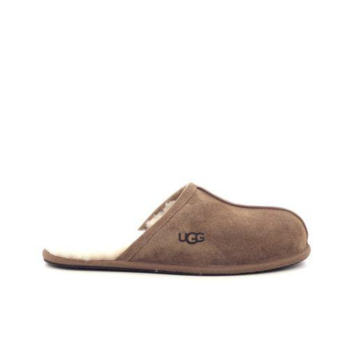 Ugg herenschoenen pantoffel naturel 208681