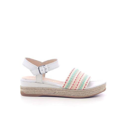 Unisa damesschoenen sandaal ecru 204597
