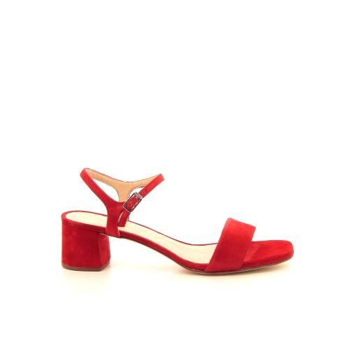 Unisa damesschoenen sandaal rood 193865