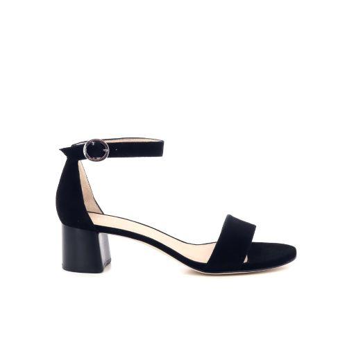 Unisa damesschoenen sandaal zwart 204603