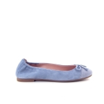 Unisa kinderschoenen ballerina blauw 170500