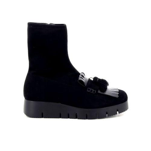 Unisa  boots zwart 189681