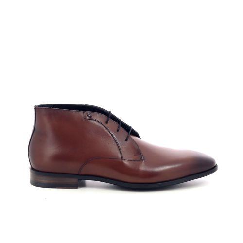 Van bommel  boots cognac 202704