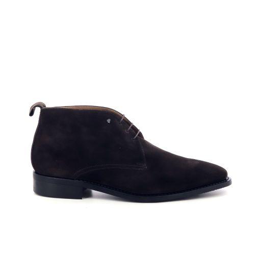Van bommel herenschoenen boots cognac 199955