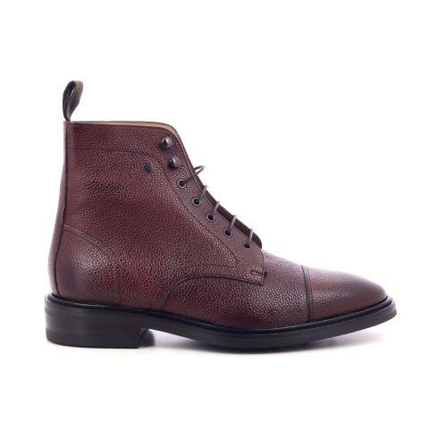 Van bommel herenschoenen boots cognac 209468