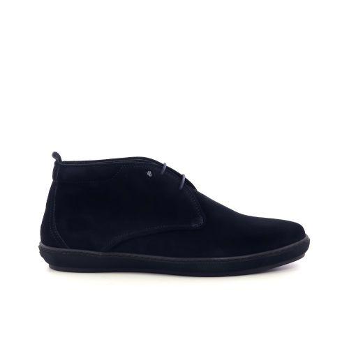 Van bommel herenschoenen boots cognac 218189