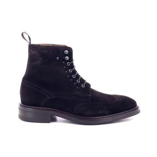 Van bommel herenschoenen boots d.bruin 199958