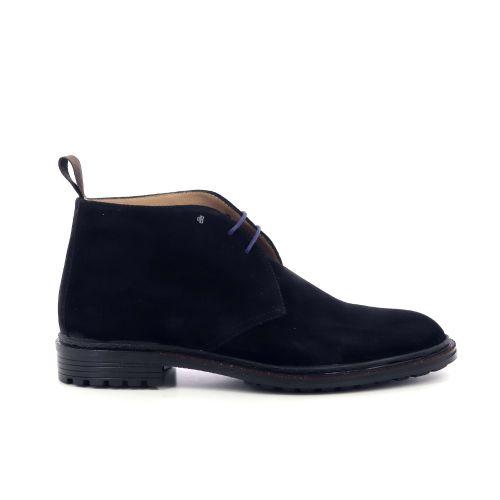 Van bommel herenschoenen boots d.bruin 209454