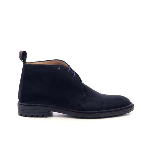 Van bommel herenschoenen boots d.bruin 218179