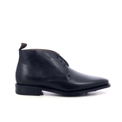 Van bommel herenschoenen boots zwart 209461