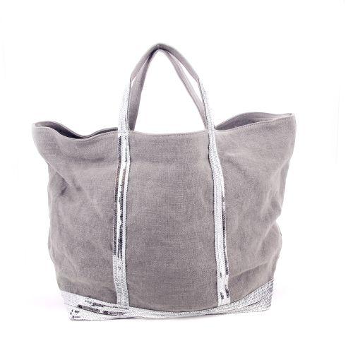 Vanessa bruno tassen handtas grijs 196492