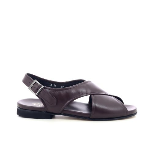 Vanni herenschoenen sandaal bruin 215067