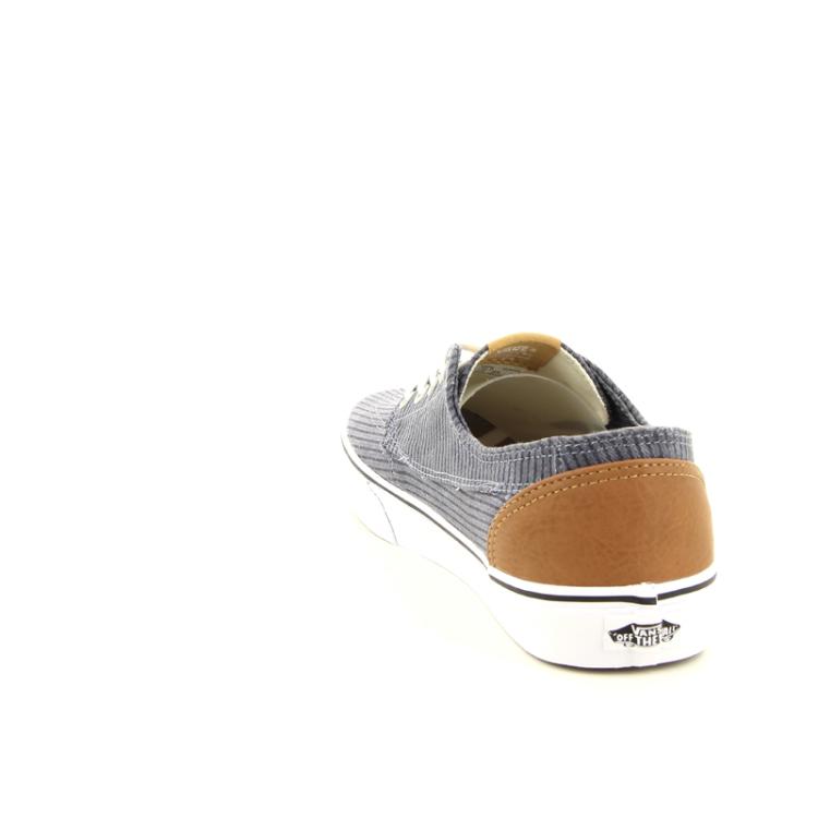 Vans herenschoenen sneaker grijsblauw 97878
