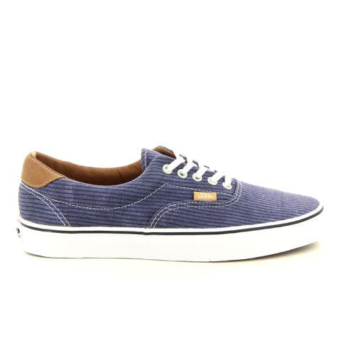 Vans solden sneaker blauw 97877