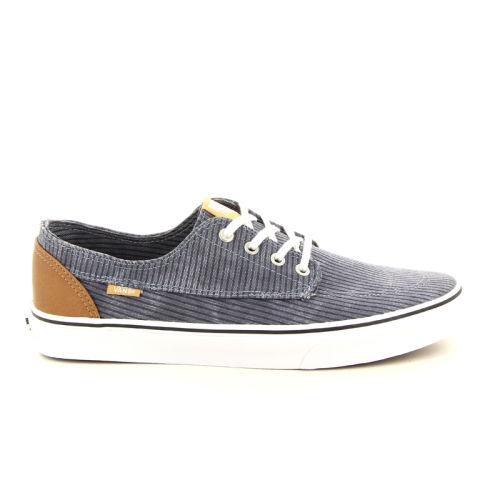 Vans solden sneaker grijsblauw 97878