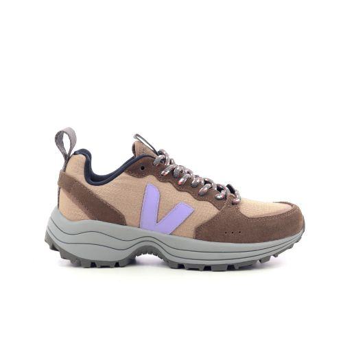 Veja damesschoenen sneaker kaki 216573