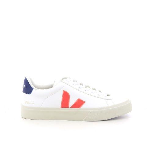 Veja damesschoenen sneaker wit 211915