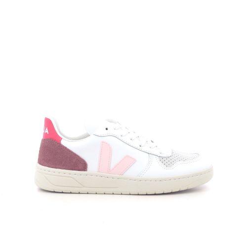 Veja damesschoenen sneaker wit 198262