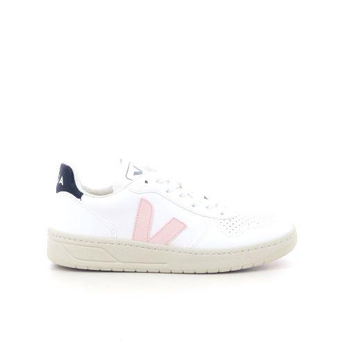 Veja damesschoenen sneaker wit 211905