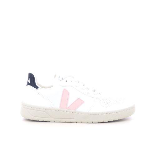 Veja damesschoenen sneaker wit 212019