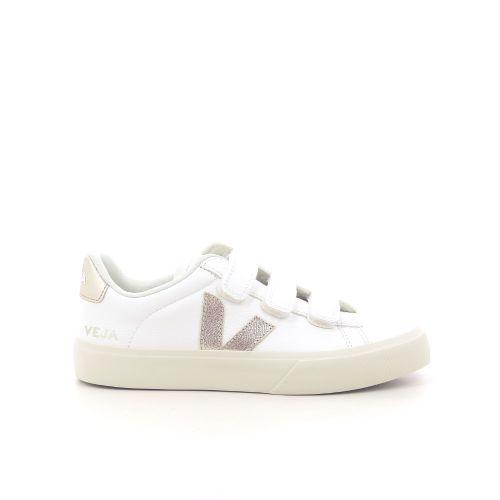 Veja damesschoenen sneaker wit 216580