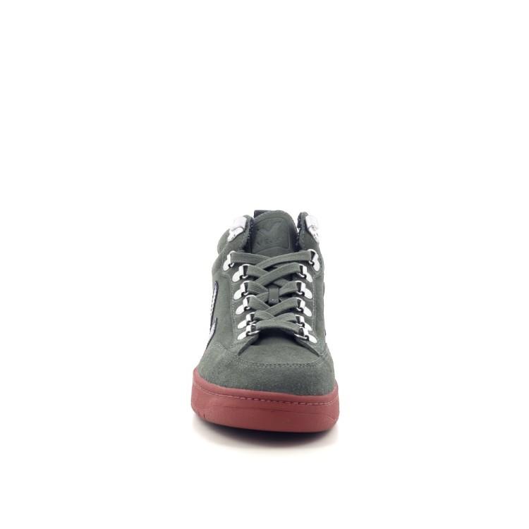 Veja damesschoenen sneaker kaki 198217