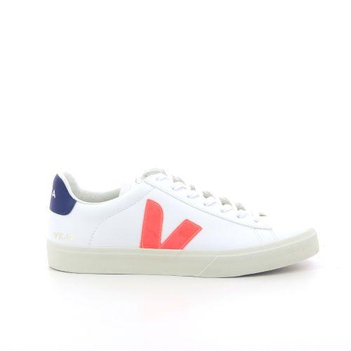 Veja herenschoenen sneaker wit 212028