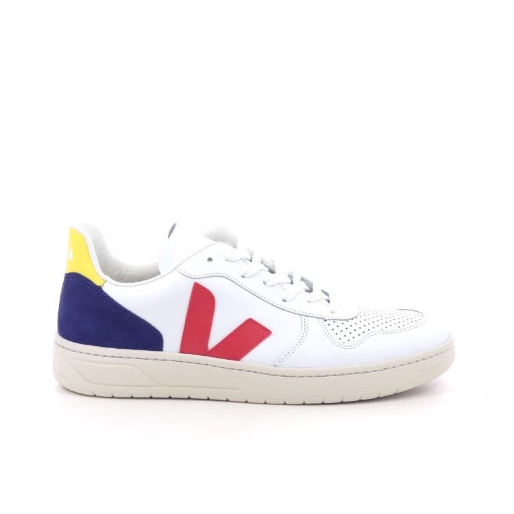 Veja herenschoenen sneaker wit 198270