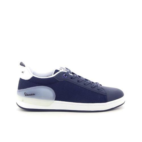 Vespa herenschoenen sneaker blauw 183616