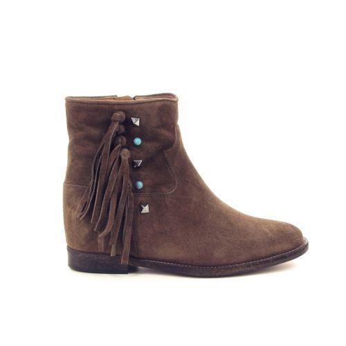 Via roma 15 solden boots naturel 171694