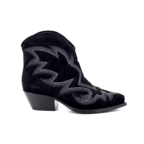 Vic matie damesschoenen boots zwart 199256