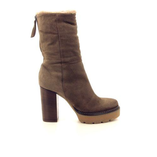 Vic matie  boots naturel 188778