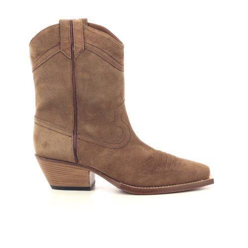 Vic matie  boots naturel 207149