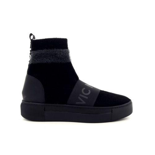Vic matie  sneaker zwart 188776