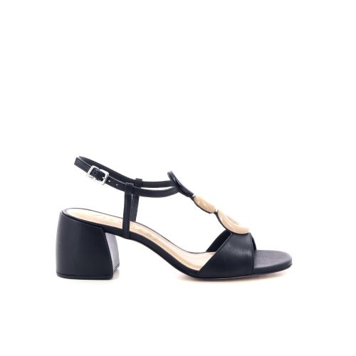 Vicenza  sandaal zwart 206216