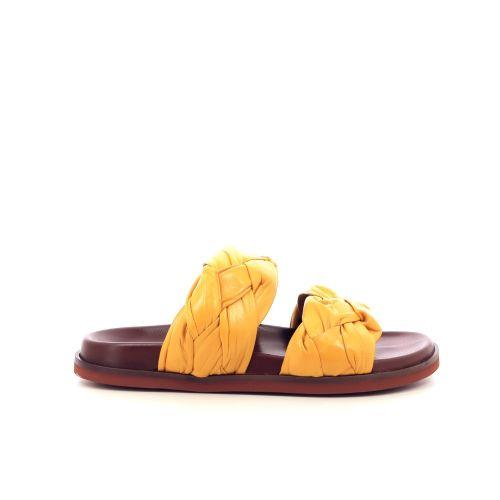 Viola ricci damesschoenen sleffer geel 214539