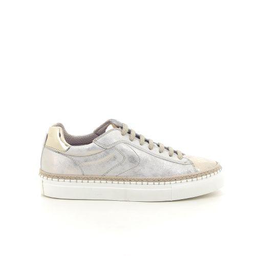 Voile blanche damesschoenen sneaker platino 195102